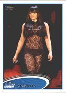 2012 WWE (Topps) Aksana 14