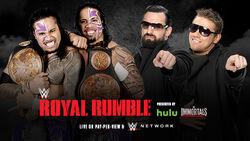 RR 15 Tag Team Championship Match