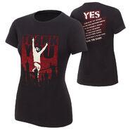 Daniel Bryan Thank You Women's T-Shirt