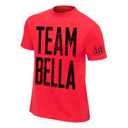 The Bella Twins Team Bella Authentic T-Shirt