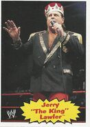2012 WWE Heritage Trading Cards Jerry Lawler 48