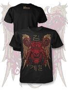 Gail Kim Dragon Shirt