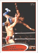 2012 WWE (Topps) Kofi Kingston 23