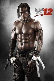 R-Truth WWE12
