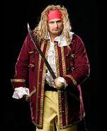 Paul burchill pirate