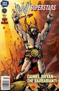 WWE Superstars Comic 7