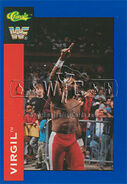 1991 WWF Classic Superstars Cards Virgil 22