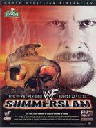SummerSlam 1999 Poster