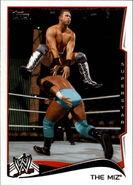 2014 WWE (Topps) The Miz 33