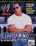 WWE Magazine March 2003