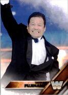 2016 WWE (Topps) Tatsumi Fujinami