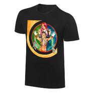 Sasha & Bayley Rob Schamberger Art Print T-Shirt