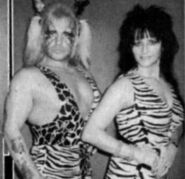 Adrian Street & Ms. Linda