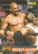1999 WCW-nWo Nitro (Topps) Ernest Miller 26