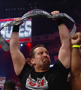 2nd reign as ecw champion tommy dreamer