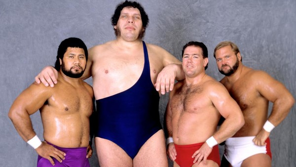 Survivor Series 1989 - Andres team