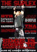 The Suplex - April 2010