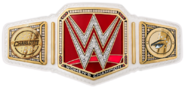 Charlotte wwe women s championship sideplates by nibble t-d9ycf10