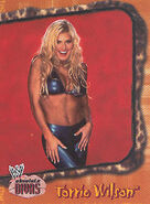 2002 WWE Absolute Divas (Fleer) Torrie Wilson 7