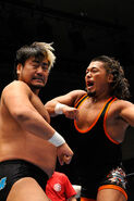 AJPW New Year Wars 2015 (Night 2) 6