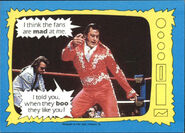 1987 WWF Wrestling Cards (Topps) Jimmy Hart 72