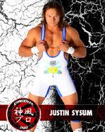 JUSTIN ''The Hammer'' SYSUM - Kamikaze Pro