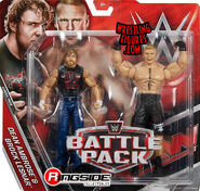 WWE Battle Packs 43.5 Dean Ambrose & Brock Lesnar