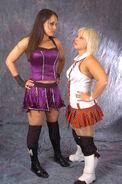 Cheerleader Melissa & LuFisto 1