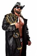 James Storm TNA Champ