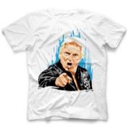Bobby The Brain Heenan by 500 Level T-Shirt