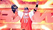 John Cena goes to Raw on June 6, 2005