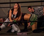 Nikki Storm in-ring