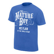 Ric Flair The Nature Boy Vintage T-Shirt