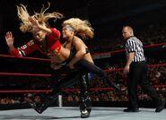 Beth vs. Kelly RAW 1.19.09