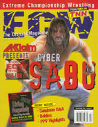 ECW Magazine - April 2000