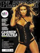 Playboy - January 2009 (Spain)
