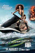 SummerSlam 2008 Poster