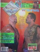 WCW Magazine - September 1992