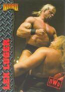 1999 WCW-nWo Nitro (Topps) Lex Luger 44