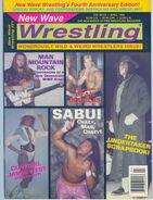 New Wave Wrestling - April 1996