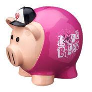 AJ Lee Pink Piggy Bank