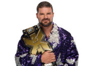 WWE NXT Champion Bobby Roode 2017