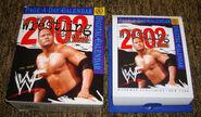 2002 WWF Page-A-Day Calendar