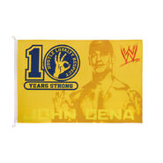 John Cena 10 Years Strong Flag