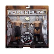 WWE Adrenaline Series 20 John Cena & Triple H