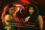 Christy Hemme vs Victoria
