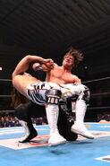 NJPW The New Beginning In Osaka 2015 2