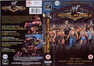Royal Rumble 2001v