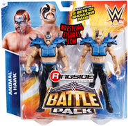 Road Warriors - WWE Battle Packs 34