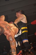 Death before Dishonor V (Night Two) 19